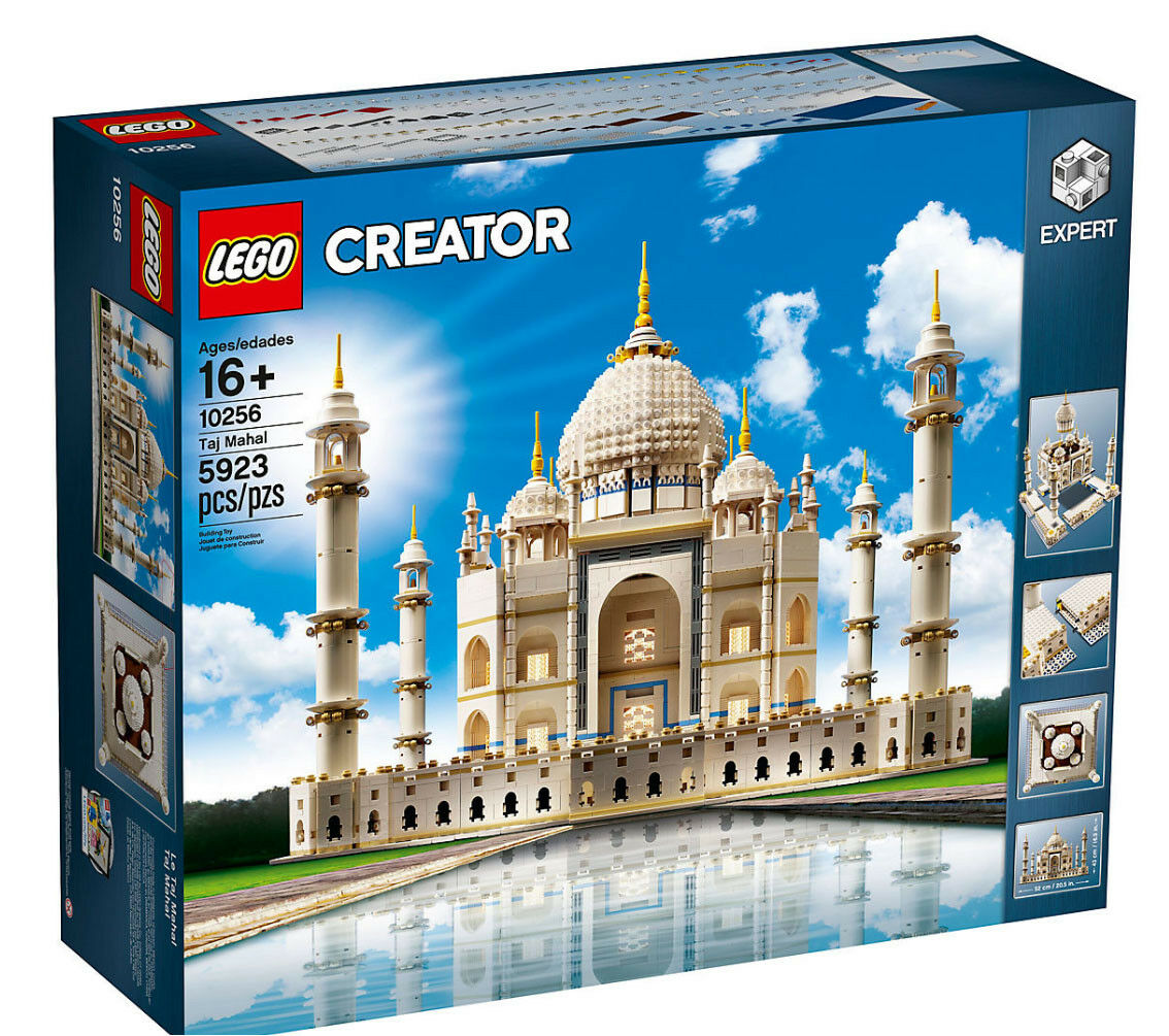 LEGO 10256 TAJ MAHAL NEW Worldwide Shipping