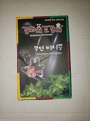 Health & Beauty Natural & Alternative Remedies Humor Smokeless Mini Moxa Ganghwaae Gungangae 90 Pcs