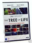 the tree of life DVD Región 2 Nuevo Sellado BRAD PITT SEAN PENN JESSICA CHASTAIN