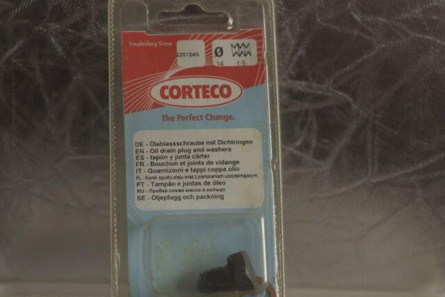 Corteco 220124S Oil Sump Plug