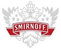 Smirnoff Vodka Decal Sticker Decal Vinyl Logo 4 Stickers