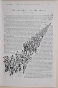 1896 Boer War Era Der Evolution Of The Miliz Artikel Offiziere