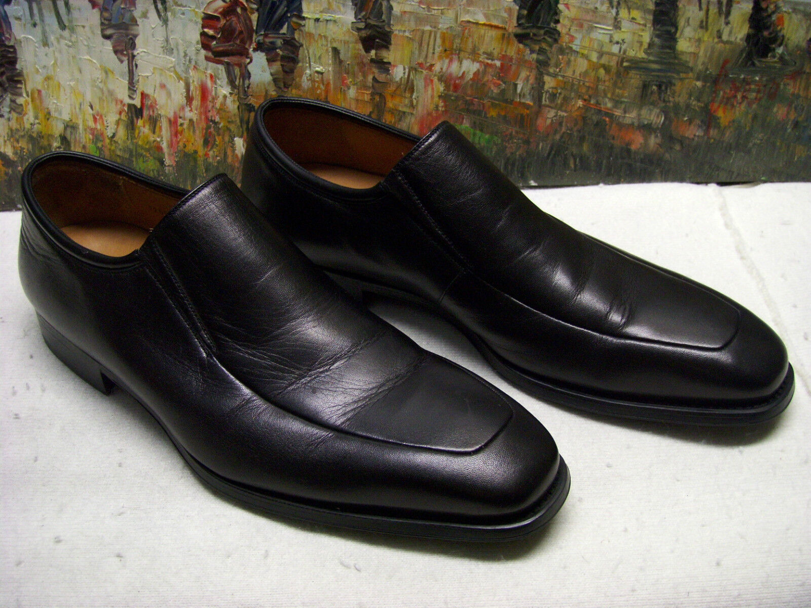 Magnanni 'Dominguez' Slip-On Loafers - Talla 11.5D -  225