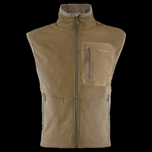 Sitka Gear  Jetstream  Windstopper Vest  Moss Solid Colo  30011-MS-2XL  XXL  New
