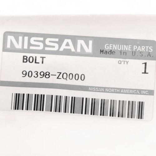 NEW 2006-2015 Nissan Armada Tailgate Window Glass Hinge Fastener Bolt OEM