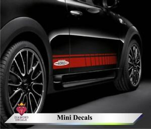 Mini-Cooper-bandes-laterales-John-Cooper-Works-rayures-Graphics-Decal-JCW-2