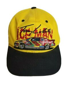 Terry Labonte Racing Hat Cap Kelloggs Ice Man Spellout Snapback Chase Nascar