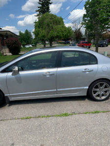 2009 ACURA CSX FOR SALE (LEATHER & SUNROOF)