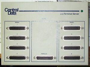 New Driver: Digi SCSI Terminal Server 1008