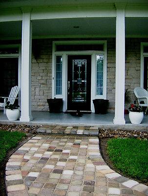 24 6 Free 9x9 Concrete Cobblestone Molds Make 1000s Of Garden