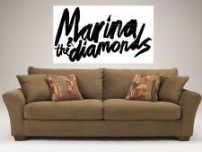 "MARINA AND THE DIAMONDS MOSAIC 35""X25"" INCH WALL POSTER &"