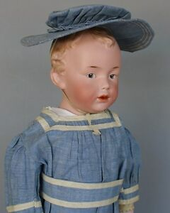 ANTIQUE-GERMAN-CHARACTER-DOLL-by-GEBRUDER-HEUBACH