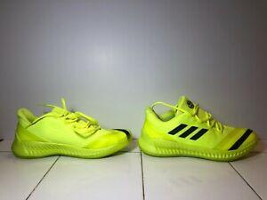 Basketball Shoes AQ0030 Neon Yellow