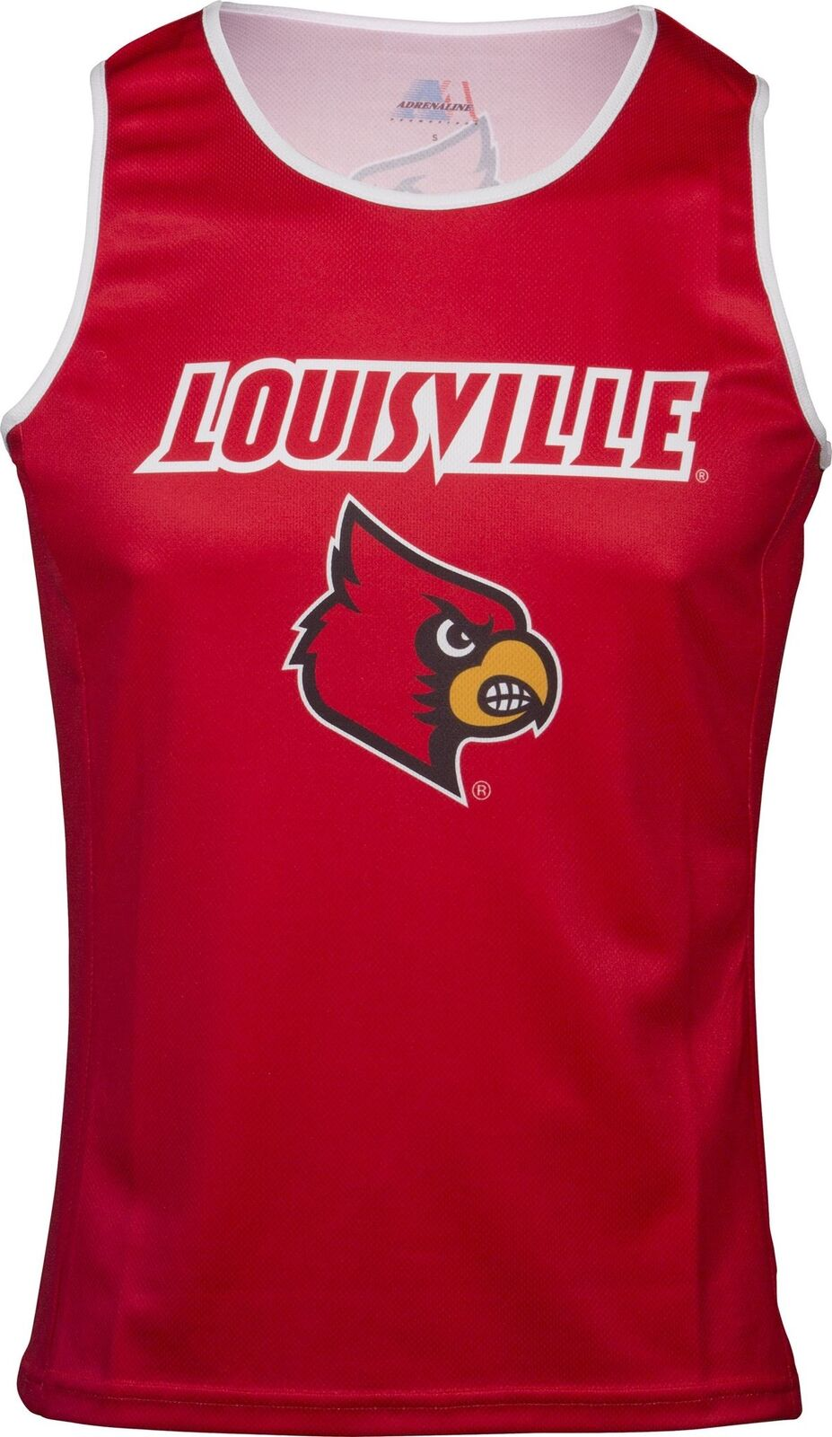 NCAA Men's Louisville Cardinals RUN TRI Singlet