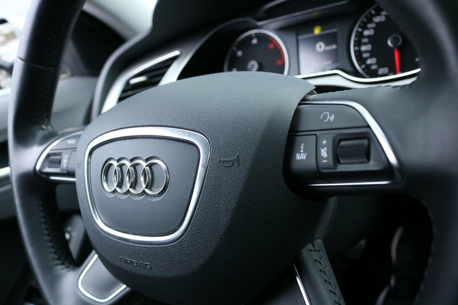 Audi A4 TDi 136 Avant