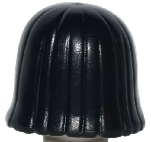☀️NEW Lego Minifig Hair Male boy Short BLACK w Split Female Girl minifigure Long