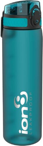 18oz Ion8 Leak Proof Slim Water Bottle BPA Free 500ml