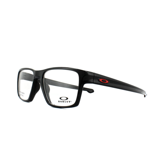 5579bf399c5 Oakley Glasses Frames LITEBEAM Ox8140-03 Polished Black 55mm Mens for sale  online