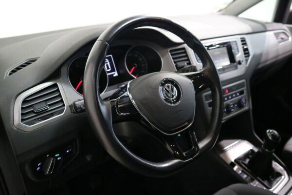 VW Golf Sportsvan 1,4 TSi 125 Comfortline BMT - billede 4