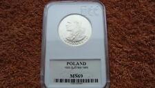 polish coins Poland 1000zł-1983 Papież Jan Paweł ii