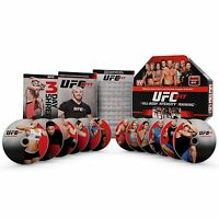 Ufc Fit 12-week Home Training Fitness Exercise Program Dvd Set | Fit-02630413
