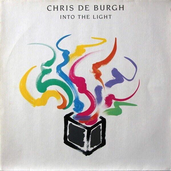 LP, Chris de Burgh, Into The Light