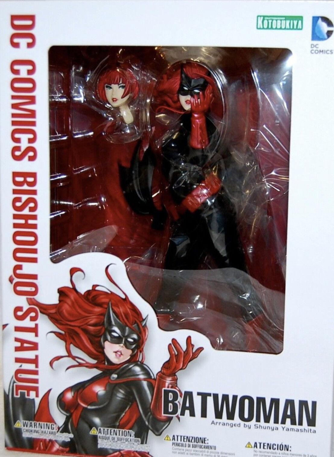 Batkvinna DC serier Bishoujo Staty Kotobukiya Bat kvinna DC021 BRAND NY SEALD
