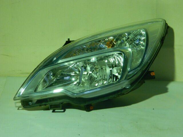 13286612 Opel Meriva B Scheinwerfer, Frontscheinwerfer links, nichts gebrochen