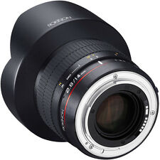 Samyang 14mm f/2.8 Ultra Wide Angle Lens with Built-In AE Chip for Canon