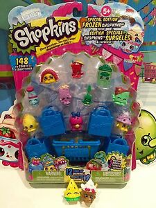Image Is Loading SHOPKINS SEASON 1 12 Pack HIDDEN FROZEN Freezy
