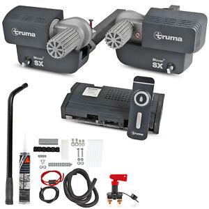 Truma-Rangierhilfe-SX-SET-2000Kg-13-halbautomatisch-Trennschalter-Sika-Mover