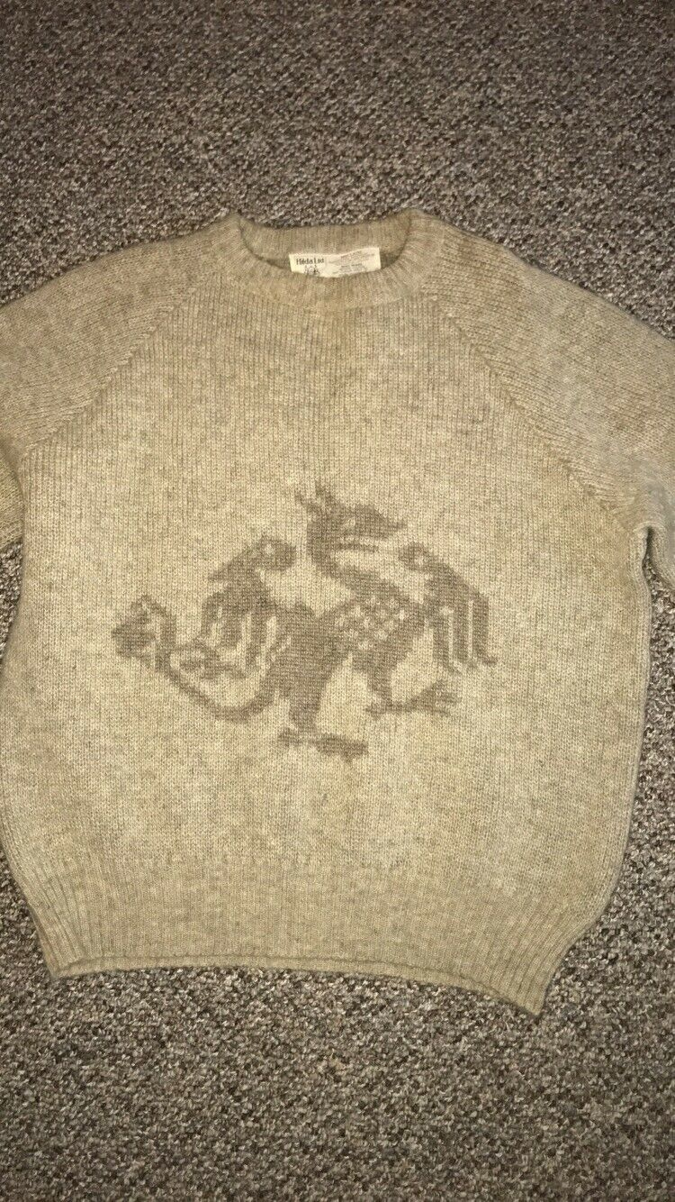 Hilda Ltd Men's Sweater Size XL (Fits a Large)
