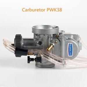 Carburetor-PWK-38-38mm-Airstriker-RM250-CR250-For-Keihin-Honda-KTM-ATV-Dirt-Bike
