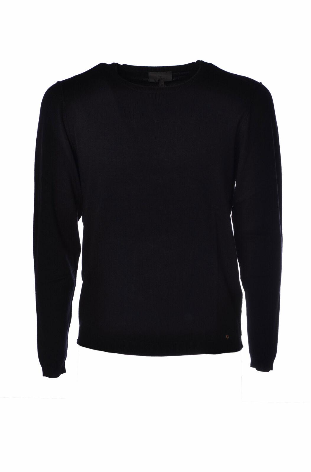 Diktat - Knitwear-Sweaters - Man - bluee - 2631412B194123