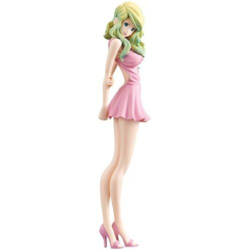 Lupin The Third Groovy Baby Shot III Rebecca Rossellini Pink ver.