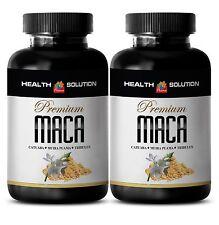 Premium Maca Extract 1300mg - Muira Puama Blend - Sexual Wellness Pills 2B