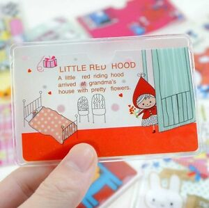 5-Pcs-Plastic-Business-Credit-Card-Cover-Holder-Protector