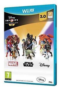 DISNEY-Infinity-3-0-versione-indipendente-Nintendo-Wii-Software-eccellente-veloce-U-consegna