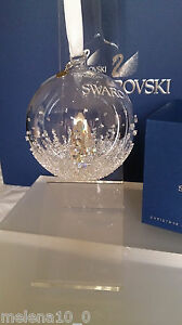 SWAROVSKI-JAHRESAUSGABE-2013-WEIHNACHTSKUGEL-CHRISTMAS-BALL-5004498-NEU