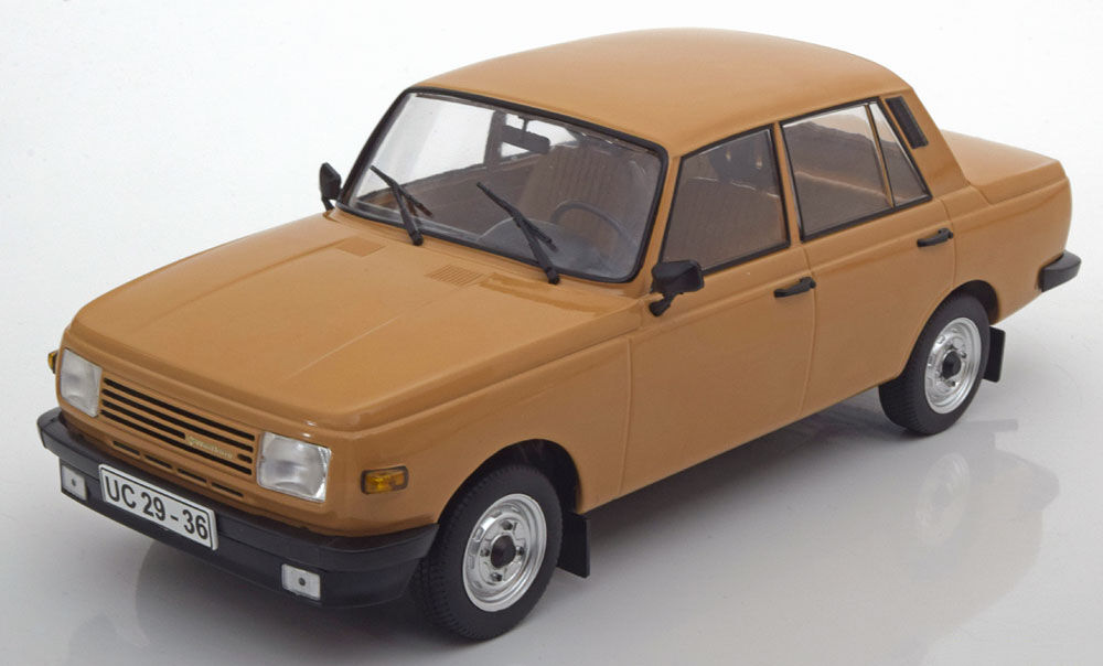 MCG Wartburg 353 Light Brown color in 1 18 Scale New Release