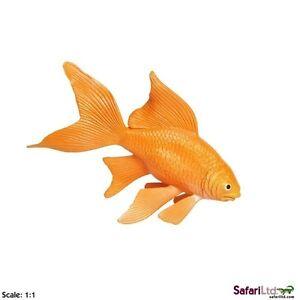 Poisson rouge 11 cm série eau animaux safari Ltd 263629  </span>