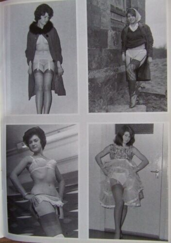 """/""""Knickers Now /& Then/"""" Vintage undies photos from the 1960/'s to the 1990/'s"""