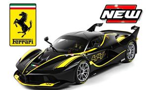 Bburago escala 1 18 Ferrari FXX-K 44-nero - (SIGNATURE SERIES)  nuevo