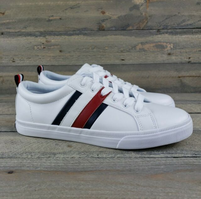 New Tommy Hilfiger Women/'s Sport Lace-Up Fashion Fur Sneakers Shoes Riplee