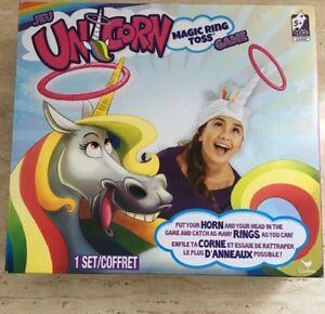 Game Magic Unicorn Ring Toss Fun Children Game Party