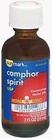 Camphor Spirit Sunmark 2 Oz