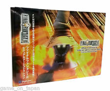 Final Fantasy IX Visual Arts Collection FF 9 Artbook Illustrations