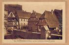 Cpa Kaysersberg - le pont fortifiée de la Weiss tp0408
