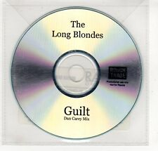 (GP305) The Long Blondes, Guilt - 2008 DJ CD