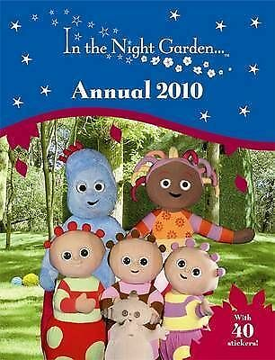 """VERY GOOD"" In The Night Garden: Annual 2010, BBC Books, Book"